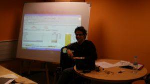 curso produccion escenica. 2010